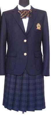 門真なみはや高校制服